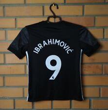 Ibrahimovic Manchester United Jersey 2017 2018 Shirt Youth 9-10 Adidas Trikot