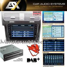 ESX Navigationsgerät DVD Autoradio Navi DAB + für VW Golf 7 VII VN810-G7-DAB