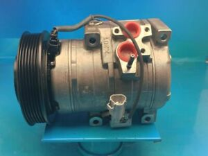 AC Compressor Fits Lexus ES300 RX300 Toyota Avalon Camry Highlander Solara 77390