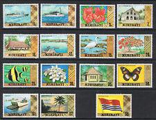 KIRIBATI 1979 - 81 ISLAND LIFE