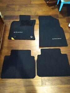 Coverking Custom Fit Floor Mats for Toyota Camry CFMBX1TT9422 Nylon Carpet Black