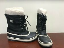 Womens Sorel Carnival Winter Boots Size 8