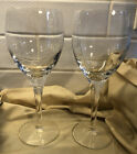Orrefors Illusion Clear Water Goblets 504779 Set Of Two