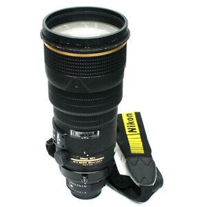 G0168  Nikon AF / Nikon Ai AF-S Nikkor ED 300mm F2.8D (IF)