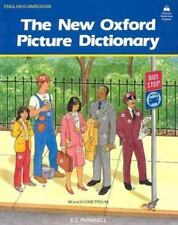 The New Oxford Picture Dictionary: English-Cambodian Edition (The New Oxford P..