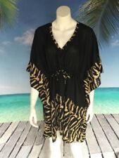 Zebra Animal Print Regular Size Dresses for Women