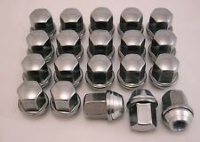 20 New Dodge Ram Factory OEM Polished Stainless 9/16-18 Lug Nuts Lugs 2002-10