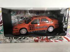UT/MINICHAMPS 12677 ALFA ROMEO 155 V6 TI M Bartel 1991 1/18 état neuf & en boîte