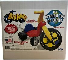 "The Original Big Wheel 16"" Boys Trike, with Clicker - Made in USA"
