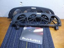 Thule 4 Angled Ski Carrier #586 and roof rack mounts, Excellent Pre Owned Cond!