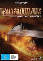 Street Outlaws: Small Tires, Big Dreams DVD NEW (Region 4 Australia)