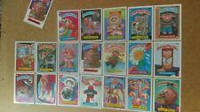 Garbage Pail Kids stickers Rare 1987 series 8