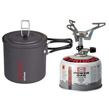 Primus Express Stove Set  with AluTech 1L Pot Backpacking Cooking 1 - 2 Person