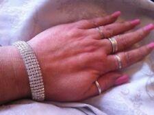 Box/Snap Beauty Crystal Costume Bracelets
