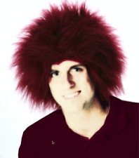 State of Origin Qld Maroon Wig