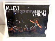 ALLEVI & ALL STARS ORCHESTRA  - ARENA DI VERONA - CD SLIDEPACK NUOVO E SIGILLATO