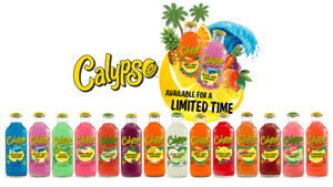 Calypso Lemonade American Drink 473ml