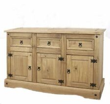 Antique Style Brown Sideboards & Buffets with Drawers
