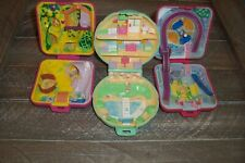 1989 Bluebird Polly Pocket 3 compacts only