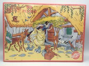 Disney's Snow White and the Seven Dwarfs Jigsaw Puzzle - 99 Puzzle - Favorit