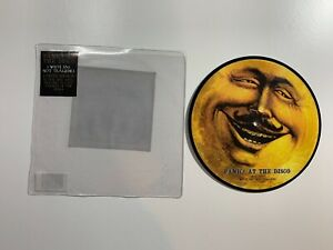 """Panic at the Disco Ltd Edt 7"""" Picture Disc"""