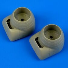 Quickboost 1/48 OV-1 Mohawk correct cowlings for Roden # 48582