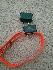 New listing Sportdog collar Rf-275S Rf-275 (Both work, free ship) Use 9V battery
