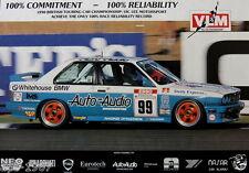 BTCC 1990 E30 M3 BMW VLM Motorsport Jeff Allam