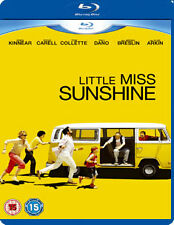 LITTLE MISS SUNSHINE - BLU-RAY - REGION B UK