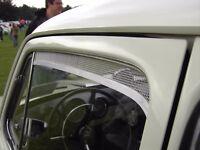 VW Type 3 Notchback Squareback Fastback T3 Variant window mesh Typ 3 Pair  2PCS