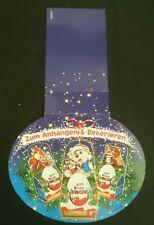 """Original Palettenanhänger """"Weihnachtsboten 1er Pack"""" 2011 Sonstige Deutschland"""