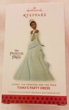 Hallmark 2013 Tiana's Party Dress Disney Princess and the Frog Movie Ornament