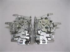 1958 Chevy Impala Coupe Door Latch Lock Mechanism Assembly Chevrolet PAIR
