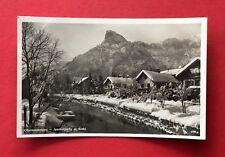19788-1 Oberammergau Ansichtskarte Autogramm Willy Bierling Passionsspiele 1934 Ansichtskarten Bayern