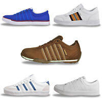 K Swiss Classic Mens Heritage Retro Fashion Trainers From Only £21.99 FREE P&P