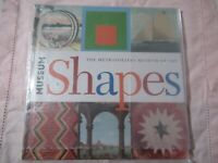 Museum Shapes by The Metropolitan Museum of Art NEW Hardcover Book