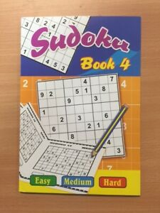 Dats A5 Sudoku Book 4 45911
