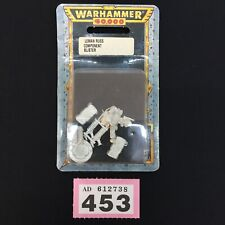 WARHAMMER 40,000 40K IMPERIAL GUARD LEMAN RUSS COMPONENT METAL NEW IN BLISTER
