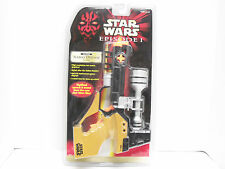 Tiger Electronics Star Wars Episode 1 Naboo Defense Electronic Gun Game New NIP