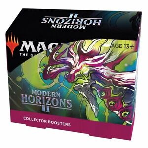 PREORDER Magic Modern Horizons II (2) Collector Booster Box
