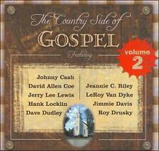 Country Side of Gospel Various Artists MUSIC CD