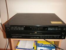 SONY CDP-C425   5 Fach CD-Wechsler