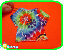 """Camp Tie Dye T Shirt """"Girl Scout"""" SWAPS  Craft Kit  by Swaps4Less.com"""