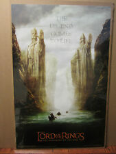 The lord of the rings ORIGINAL Vintage Poster 824