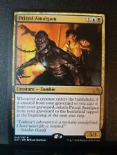Prized Amalgam Shadows Over Innistrad Magic mtg VLP See Detailed Pictures