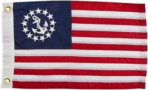 Taylor Made Products 8160 US Yacht Ensign Sewn Boat Flag 36 inch x 60 inch