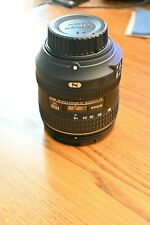 Nikon AF-S 16-80mm f 2.8-4E Nikkor DX ED VR Wide Zoom Digital Camera Lens