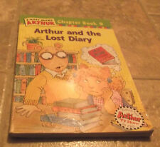 Arthur and the Lost Diary Chapter Book 9 - Paperback by Marc Brown