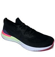 Nike Epic React Flyknit 2 Mens Running Shoes 14 Black Sapphire BQ8928-003