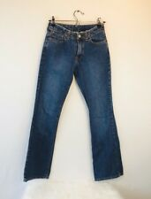 Lucky Brand Women Jeans  Size 24 X 33 Length Rancher Flare Made In USA